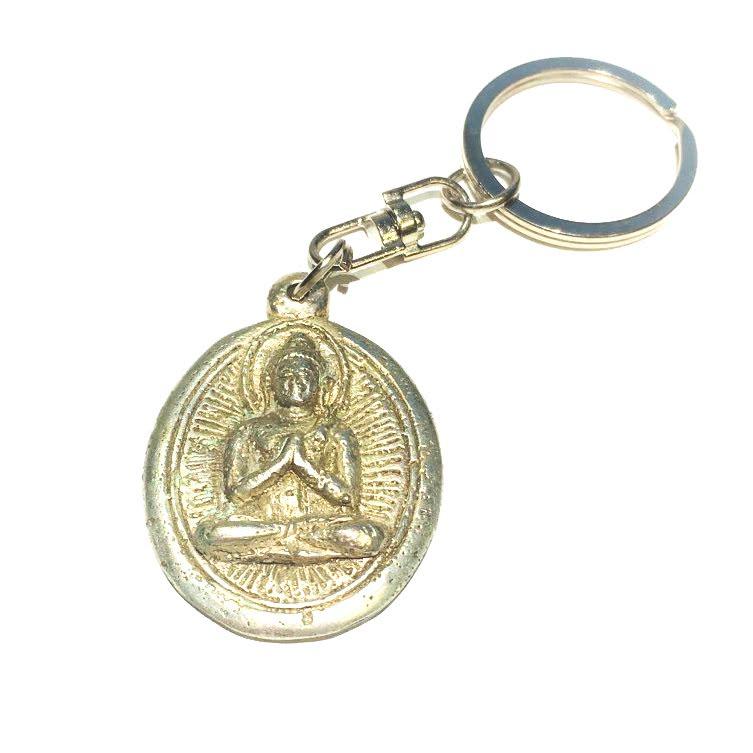 Nyckelring, buddha