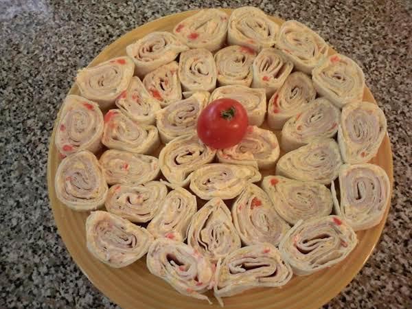Tasty Turkey Pinwheels