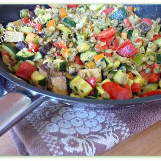 Mediterranean Vegetable Stir Fry Recipes