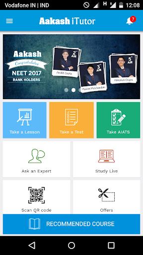 Aakash iTutor: NEET & IIT-JEE 6.8.0 screenshots 2