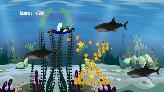 útoku žraloka - náhled