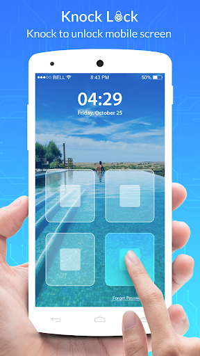 Knock Lock Screen Mod Apk 1.0 1