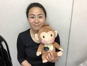 Photo: 元気モリモリ森山百恵さん