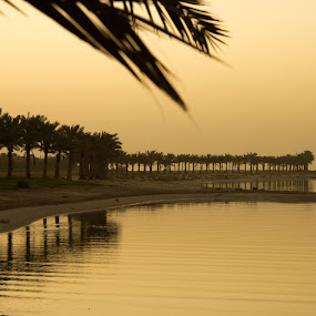 KHOBER SUNRISE KSA by Abdullah Alghamidi - Landscapes Sunsets & Sunrises