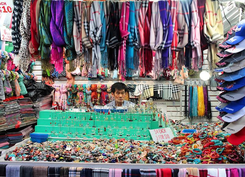 Market in NYC di Manetta