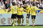 Dortmund laat dure punten liggen op het veld van Frankfurt