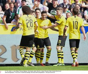 Bundesliga : Witsel et Dortmund privent Mönchengladbach de C1, mais loupent le titre