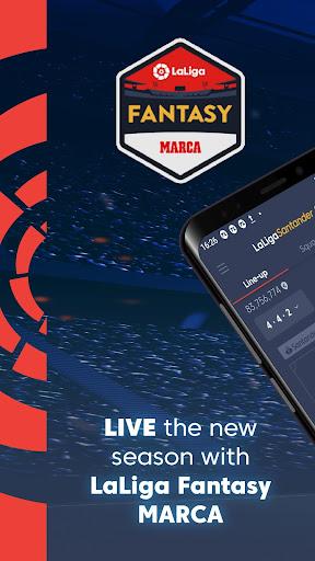 LaLiga Fantasy MARCAufe0f 2020 - Soccer Manager 4.2.31 screenshots 1