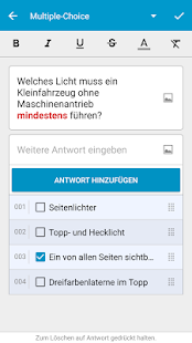 Lernkarten App Screenshot