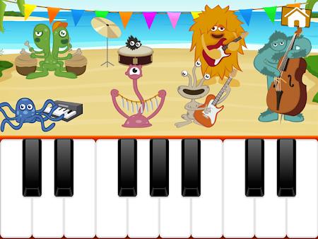 Kids Piano Melodies 3.0 screenshot 2083321