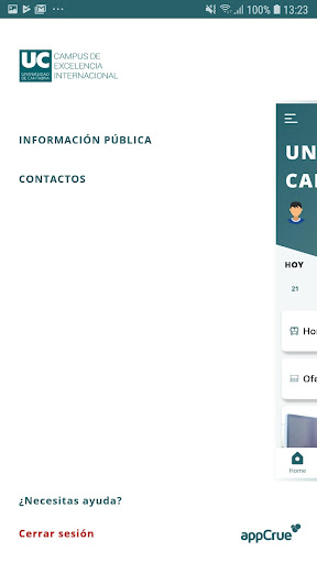 Universidad de Cantabria screenshot 5
