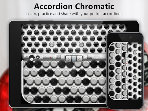 Accordion Chromatic Button  screenshots 6