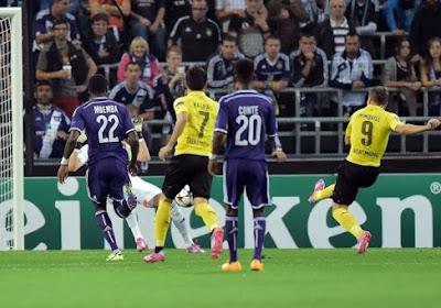 Optimisme mag de kast in: Dortmund overklast Anderlecht