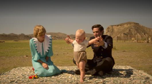 Netflix: 'The Crown' ya muestra a Lady Di y a Carlos en los paisajes de Almería