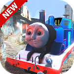Speed Thomas racing Friends train 2 Icon