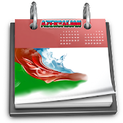 Azerbaijan Calendar 2020