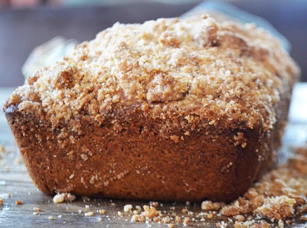 Snickerdoodle Pumpkin Walnut Bread Recipe
