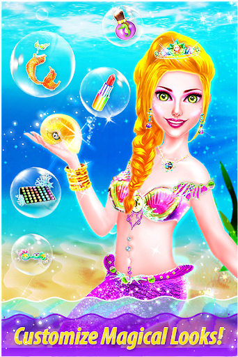 My Little Mermaid - Magical Kingdom Story 1.0.2 screenshots 8