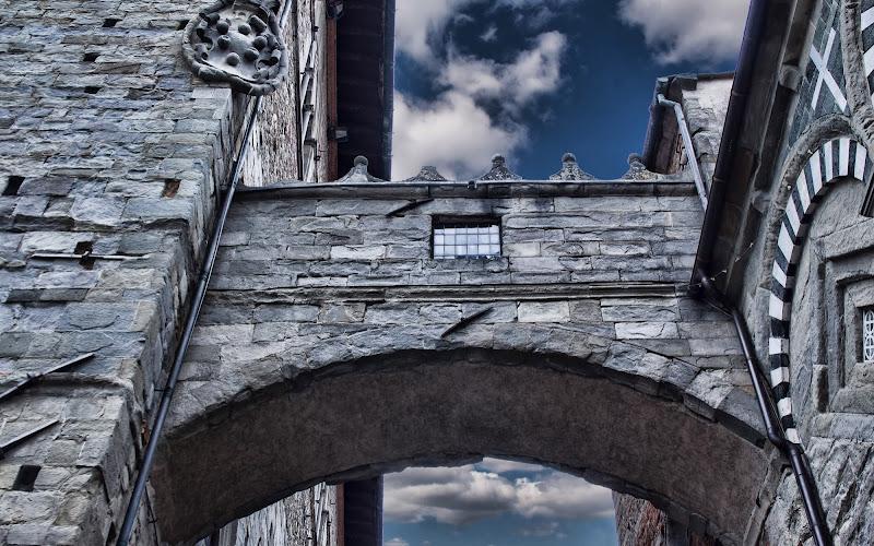 Corridoi medievali di Gianluca Presto