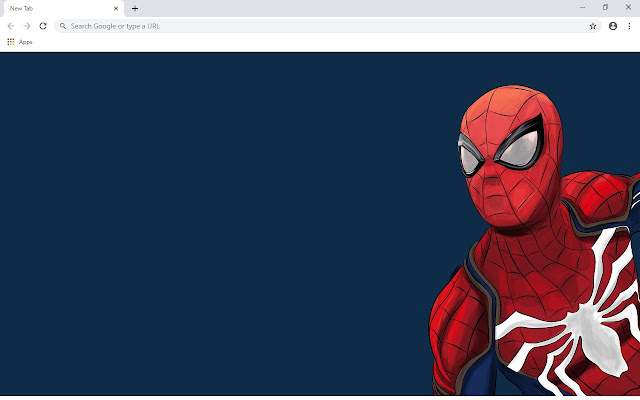 Spiderman 2020 HD New Tab
