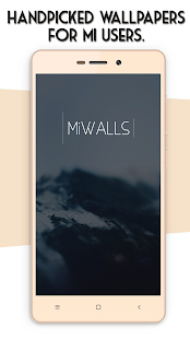 ULTRA HD Wallpapers For Xiaomi : MiWalls - náhled