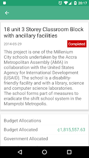 TransGov- screenshot thumbnail