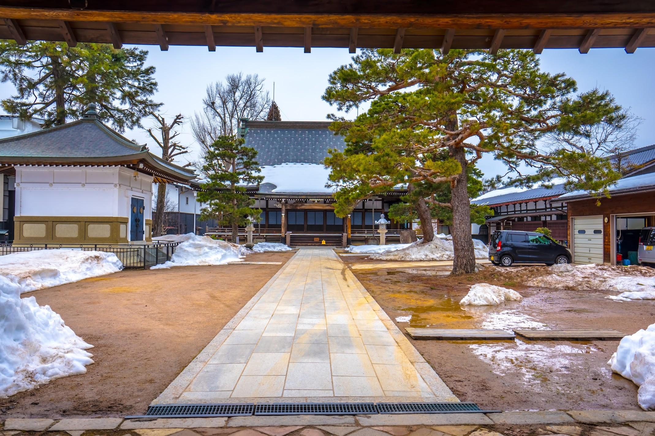 飛騨古川 円光寺3