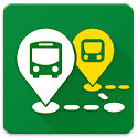 ezRide Offline Transit Planner icon