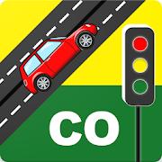 Permit Test Colorado CO DMV driver's License Test