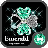 Emerald - May Birthstone +HOME