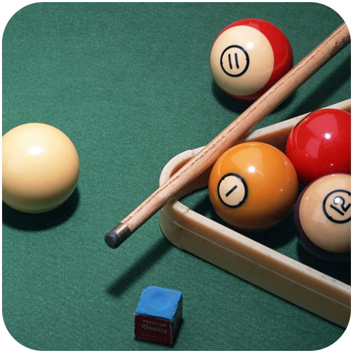 Real PVP Billiards 9 Pool Ball
