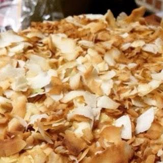 Ondeh-Ondeh Cake (Gula Melaka Cake).