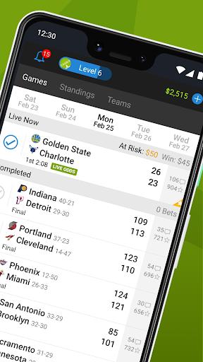 Onside Sports: Scores, Live Odds & Bet Tracking Screenshots 2