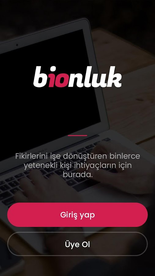 Bionluk- screenshot