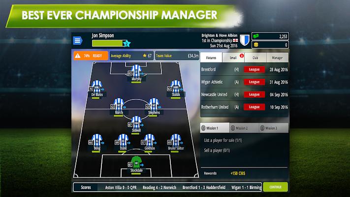 Championship Manager 17 v1.2.1.2