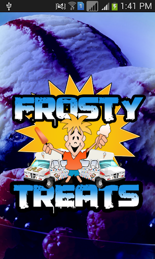 Frosty Treats Vendor