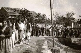 Photo: Procesión de San Bartolo