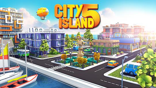 City Island 5 MOD – Tycoon Building Simulation Offline 1