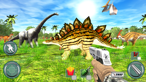Dinosaur Hunter 2018 Free apkmr screenshots 11