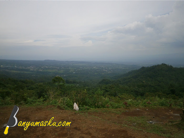 View dari Bukit Tranggulasih
