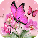 Gorgeous Spring Butterfly Theme icon