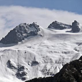 Hindukush Mountain Range by Akbar Ali Asif - Landscapes Mountains & Hills ( pakistan, hills, snowy peaks, hindukush range, mountains, north pakistan, landscapes,  )