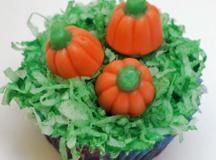Grace's Pumpkin Cupcakes Recipe
