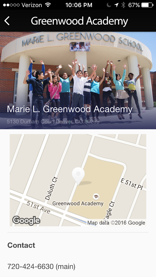 Greenwood Academy- screenshot