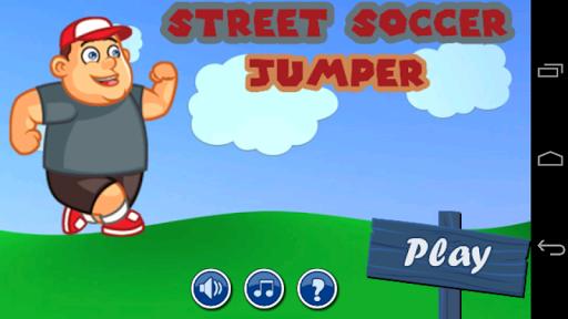Street Soccer Jumper