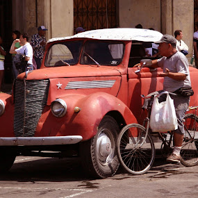 Ford Convertible, Havanna by Benny Berget - Transportation Automobiles (  )