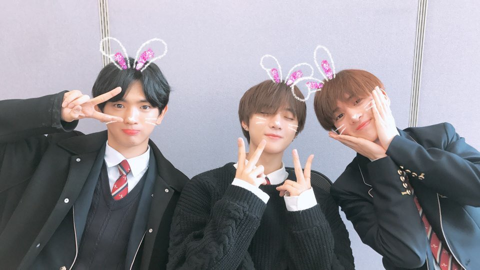 "TXT's Beomgyu Is Friends With Two Former ""Produce 101 ..."