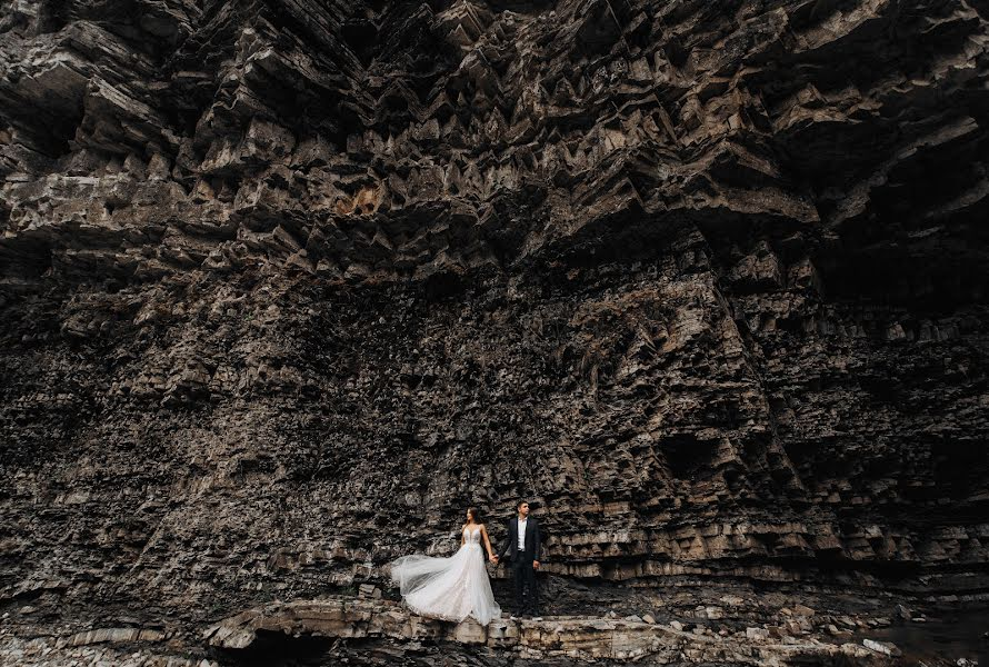 Wedding photographer Volodymyr Harasymiv (VHarasymiv). Photo of 01.12.2018