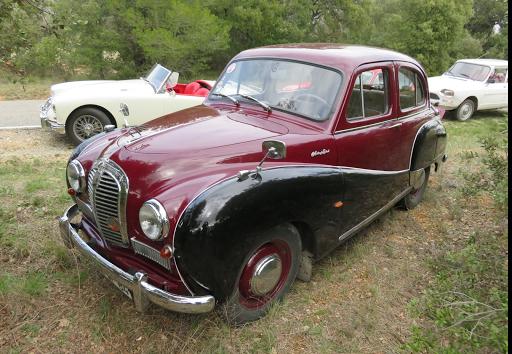 Austin 1950