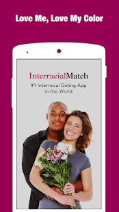 Interracial Match Dating App- screenshot thumbnail